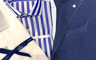 Il colletto camicia perfetto?